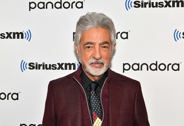 Actor Joe Mantegna visits SiriusXM Studios on January 28, 2020 in New York City. | Photo: Getty Images