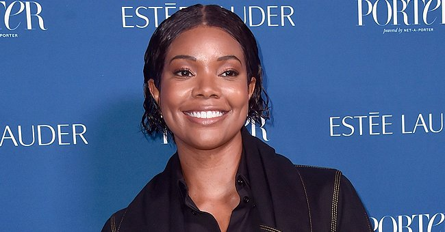 Gabrielle Union's Daughter Kaavia James Looks Shady and Serious While Grooving — See the Cute Video