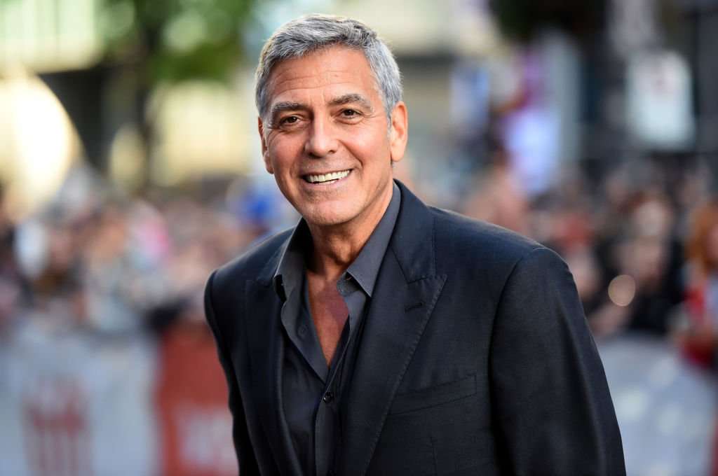 George Clooney souriant. | Photo : Getty Images
