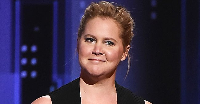 Amy Schumer Recalls Her First Stand-up Set With a Rare Throwback Photo