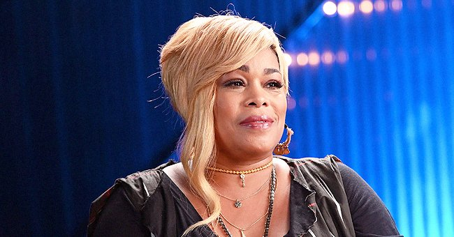 TLC Singer T-Boz's Daughter Chase Flaunts Curly Blonde Hair & Beautiful Lips in Stunning Photos