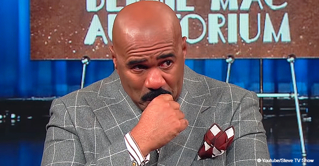 Steve Harvey Once Brought Late Bernie Mac's Wife and Daughter to Tears with Emotional Surprise