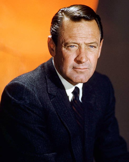 A photo of William Holden from 1965. | Photo: Getty Images