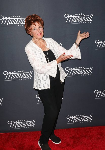 Marion Ross at Garry Marshall Theatre on July 12, 2019 | Photo: Getty Images