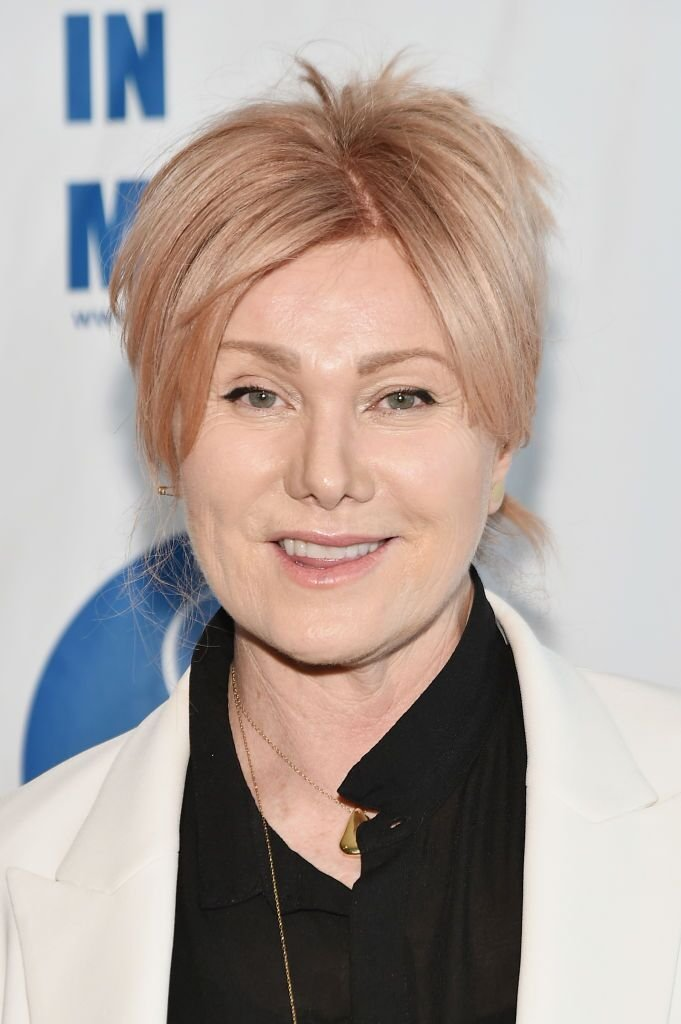 Deborra-Lee Furness attends the UN Women for Peace Association March In March Awards Luncheon. | Source: Getty Images