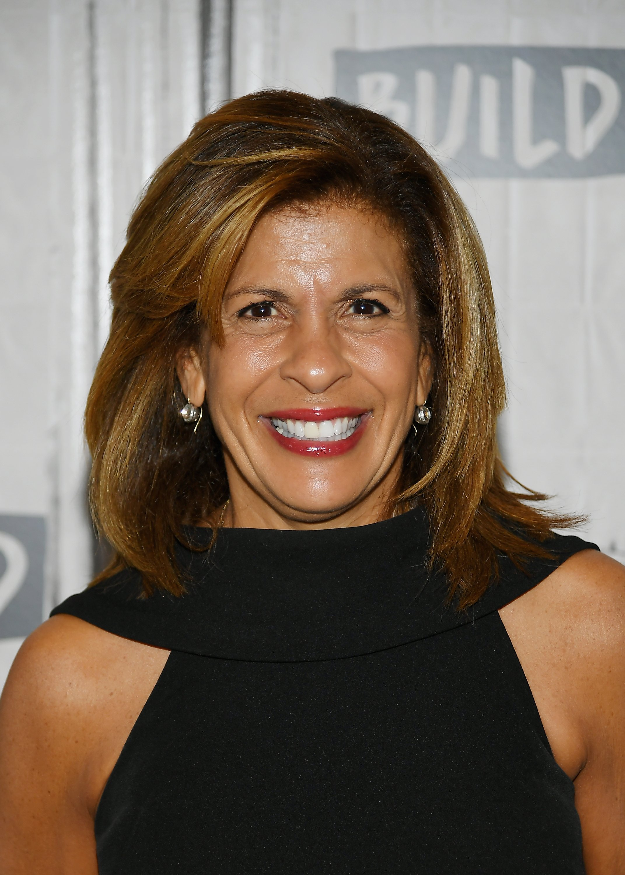 """Hoda Kotb visits Build to discuss her new book """"You Are My Happy"""" at Build Studio on March 12, 2019 