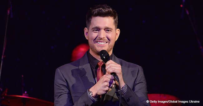 Michael Bublé Invites Girl to Sing at His Concert and She Totally Stole the Show