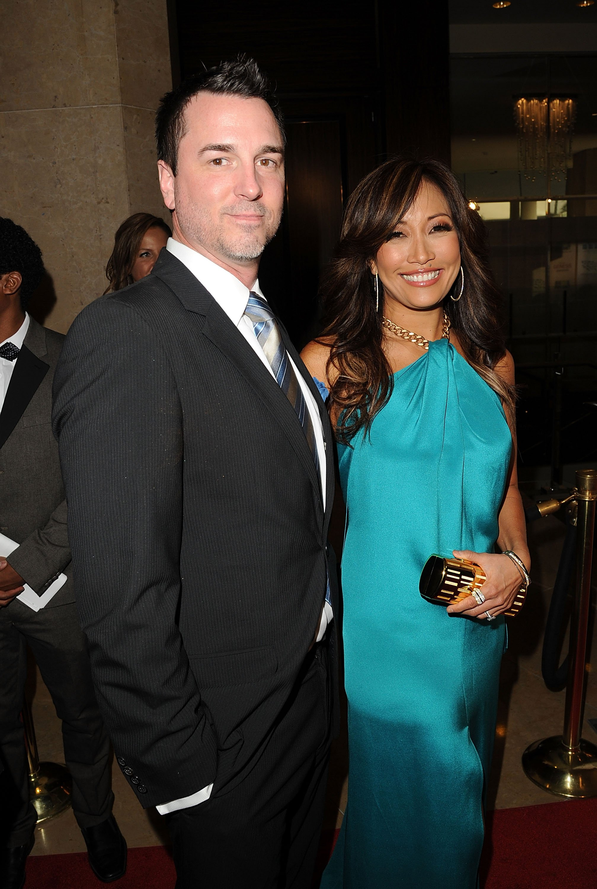 Jesse Sloan and Carrie Ann Inaba attend the 26th Genesis Awards. | Source: Getty Images