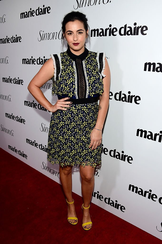 """Alanna Masterson attends the """"Fresh Faces"""" party by Marie Claire in Los Angeles on April 11, 2016 