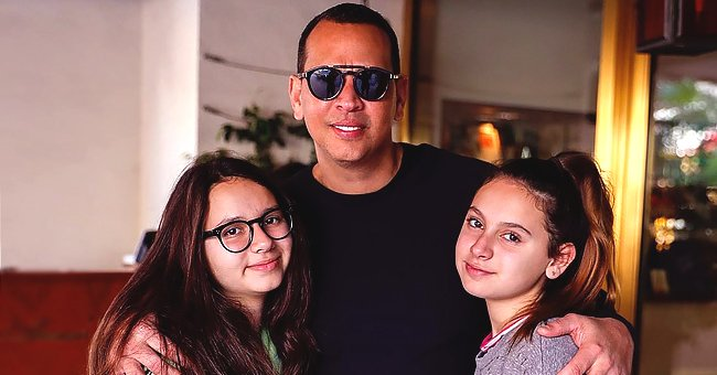 Alex Rodriguez's Daughters React to Stepsister Emme & Jennifer Lopez's Super Bowl Halftime Performance