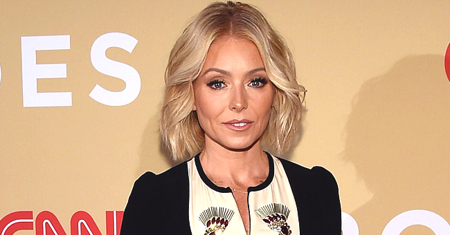 Kelly Ripa Pokes Fun at Her Mammogram Struggles on 'Live with Kelly and Ryan' after Her Illness