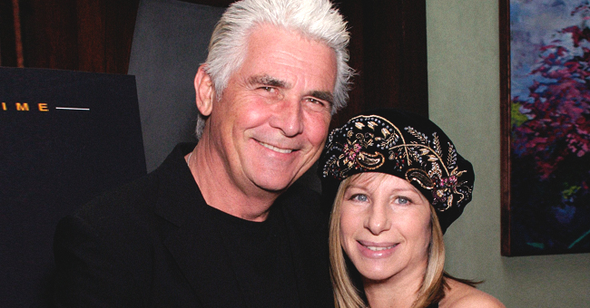 Barbra Streisand Shares Rare Wedding Photo Celebrating 21 Years of Marriage with Her Husband James Brolin