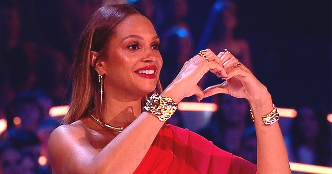 Alesha Dixon Talks about Being the Only Woman of Color on 'AGT: The Champions' Judging Panel