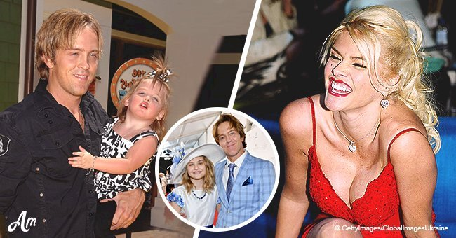 Anna Nicole Smith's little daughter is all grown up and she looks so similar to her mother