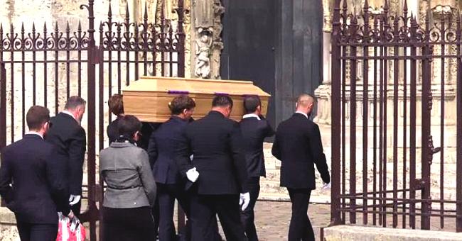Obsèques d'Anthoine Hubert : les derniers adieux au jeune homme