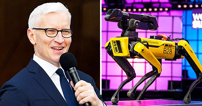 Anderson Cooper Opens Reports on Next Frontier for Robotics — Glimpse inside Boston Dynamics