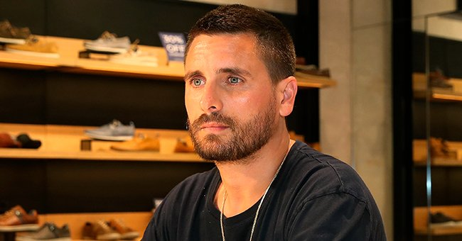 Scott Disick poses as he makes a store appearance at Windsor Smith, November 2018 | Source: Getty Images