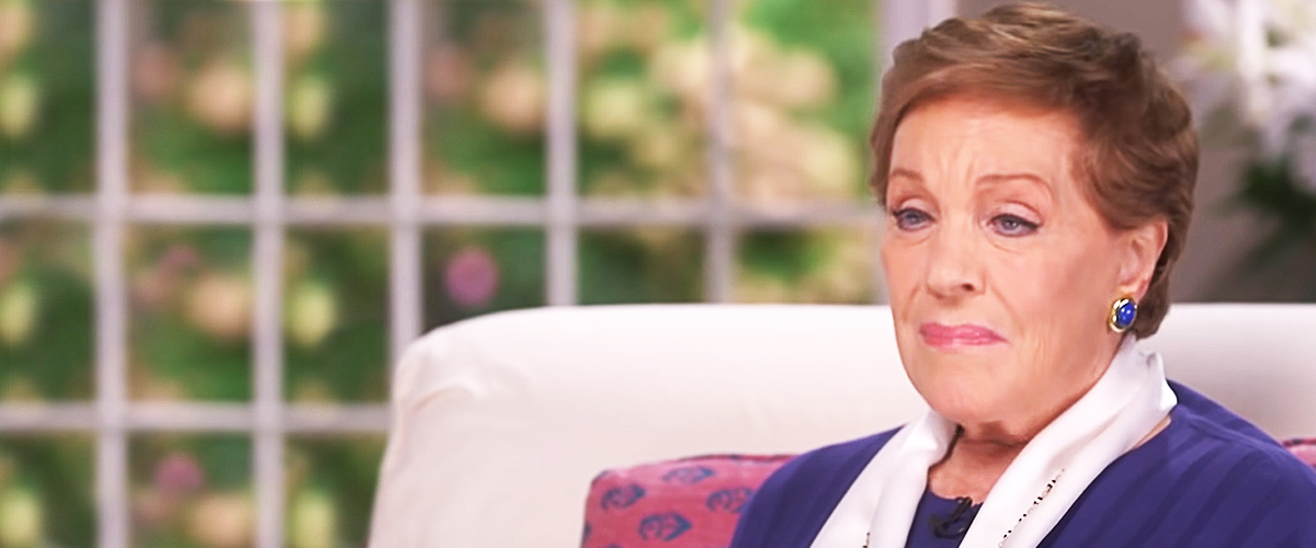 'Marry Poppins' Star Julie Andrews on Losing Her Singing Voice after Surgery