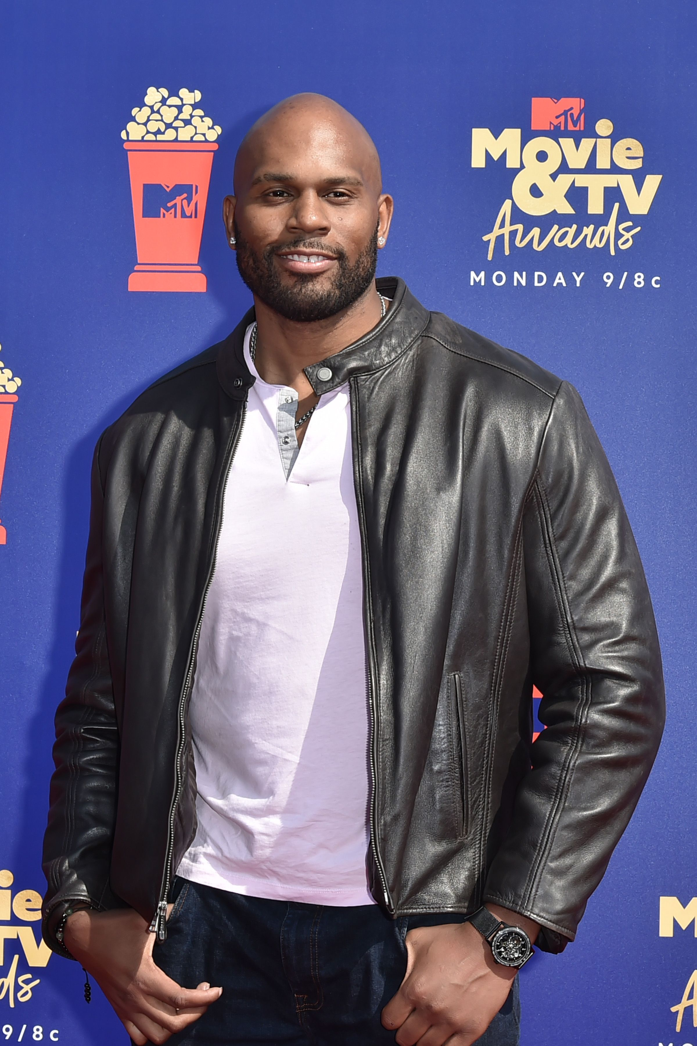 Shad Gaspard at the 2019 MTV Movie & TV Awards on June 15, 2019 in Santa Monica, California   Photo: Getty Images