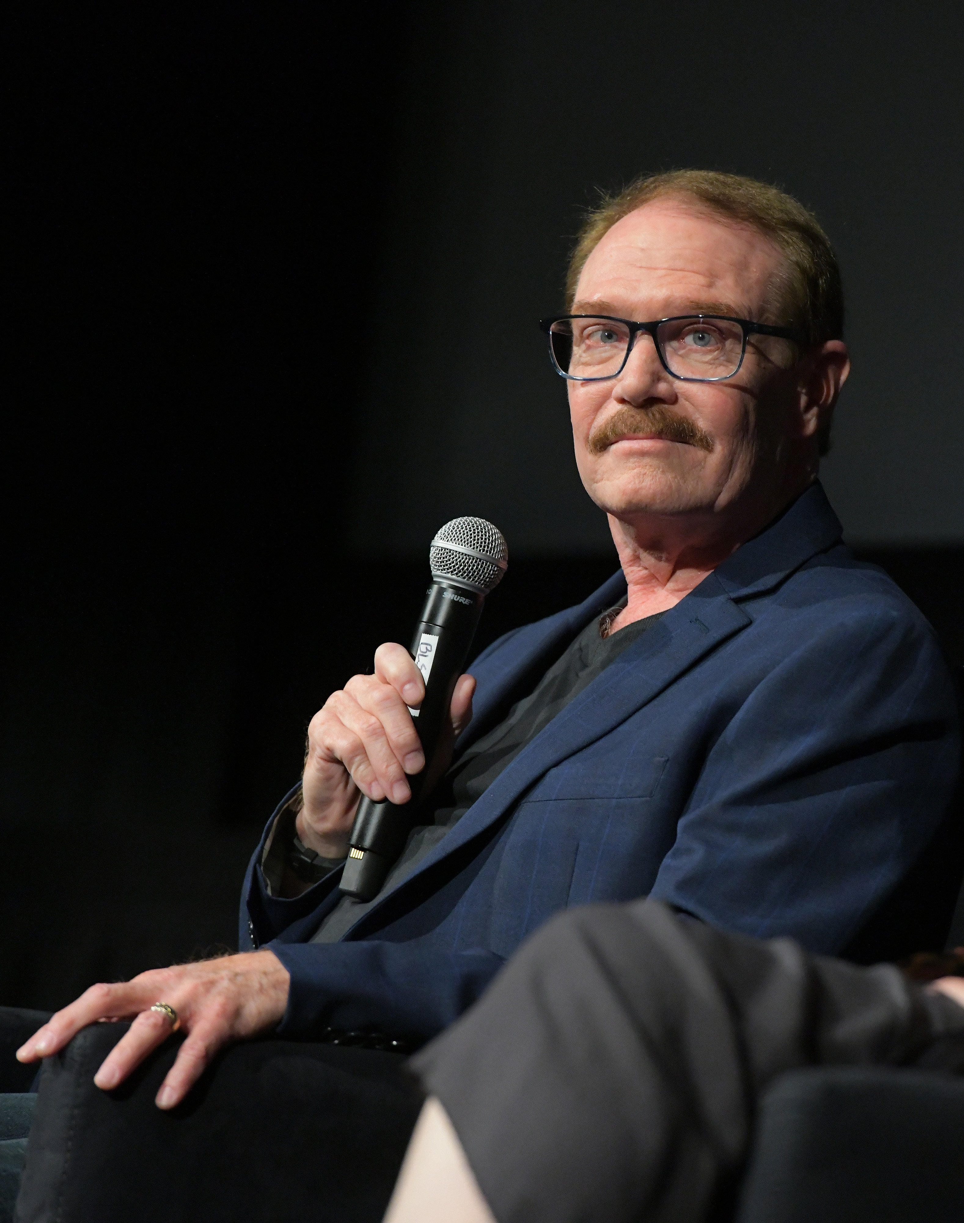 Mitch Vogel speaks onstage at the screening of 'Yours, Mine, and Ours' on April 14, 2019   Photo: Getty Images