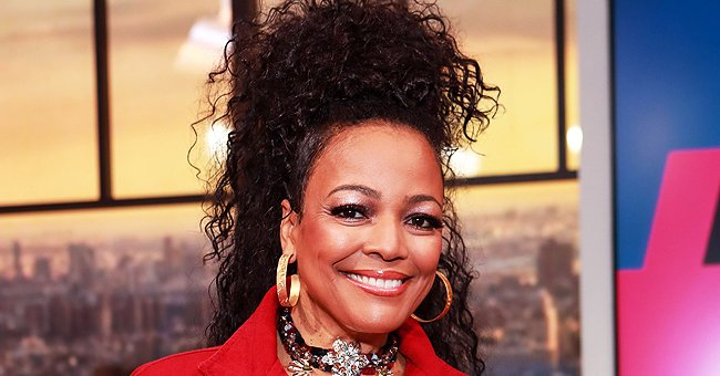Kim Fields of 'Living Single' Shares Video with Youngest Son and Fans Say They Are Twins