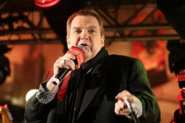 Meat Loaf at the London Coliseum on St Martin's Lane on November 3, 2016 in London, England. | Photo: Getty Images