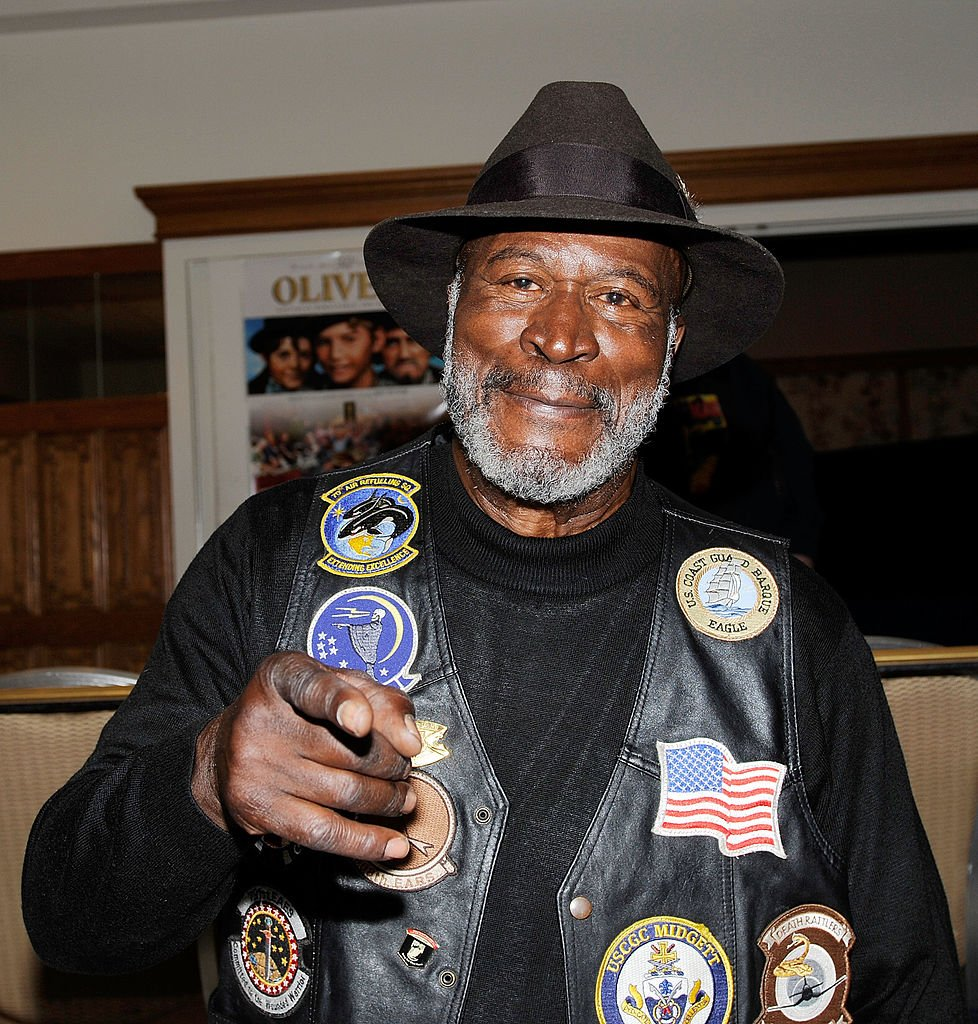 John Amos at the Chiller Theatre Expo on April 26, 2013 in Parsippany, New Jersey | Photo: Getty Images