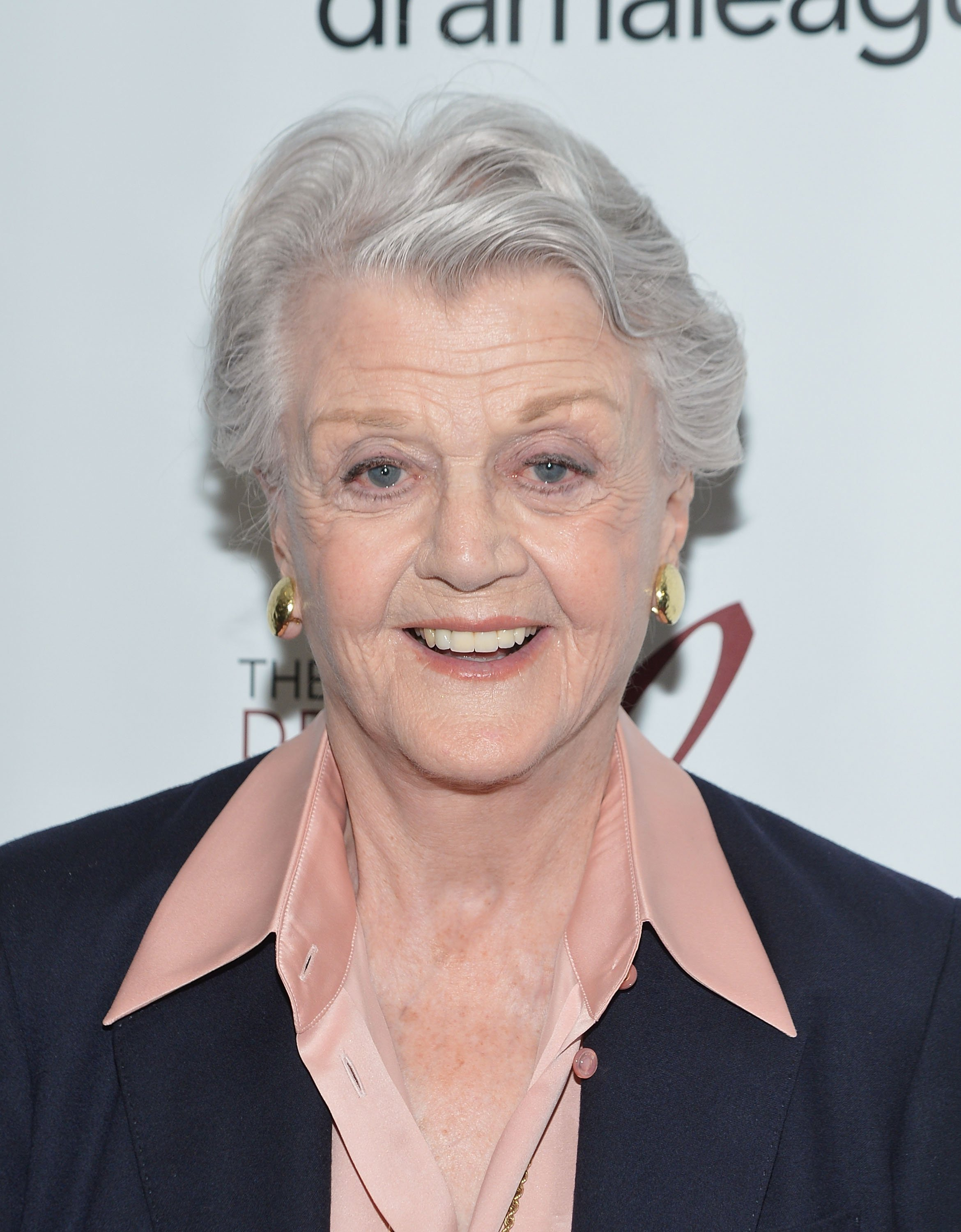 Angela Lansbury on May 18, 2012 in New York City | Source: Getty Images/Global Images Ukraine