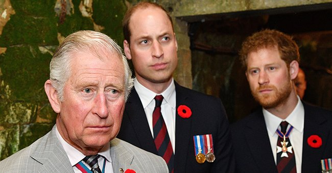 People: Prince Charles Is Both Father and Boss to His Sons Prince Harry and Prince William