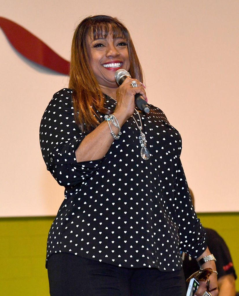 Actress Bern Nadette Stanis speaks onstage at 2018 Black Experience Expo at Georgia International Convention Center | Photo: Getty Images