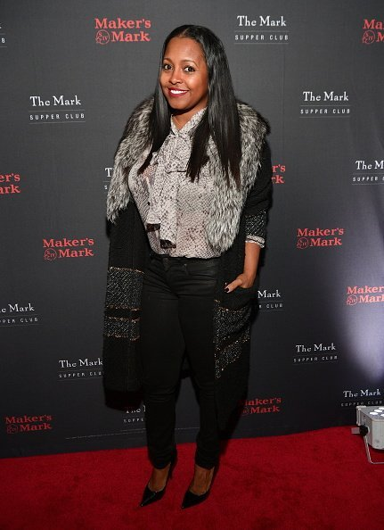 Keshia Knight Pulliam attends The Mark Supper Club at OLG in Atlanta, Georgia | Photo: Getty Images