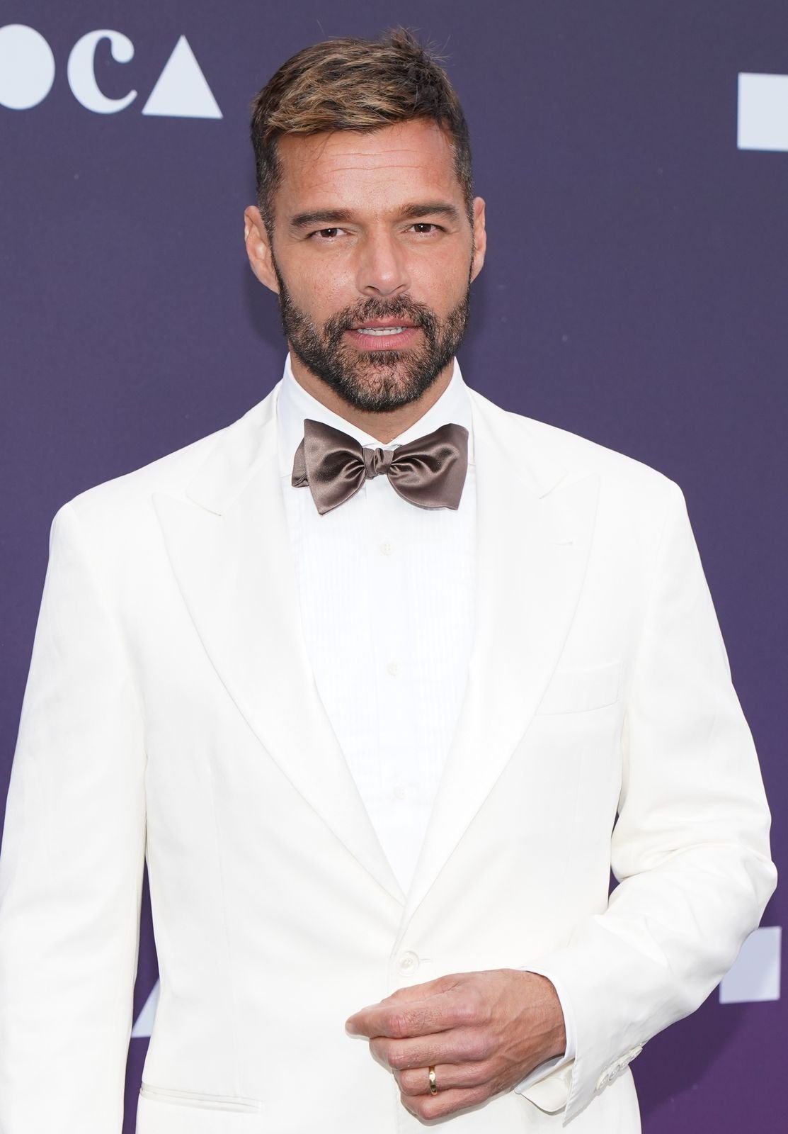 Ricky Martin at the MOCA Benefit at The Geffen Contemporary at MOCA on May 18, 2019, in Los Angeles, California | Photo: Rachel Luna/WireImage/Getty Images