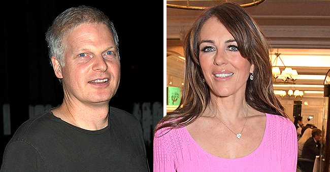 Daily Mail: Steve Bing Fought with His Dad for Trying to Disherit His and Liz Hurley's Son Damian