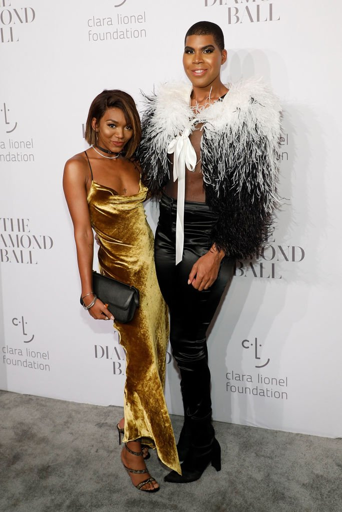 Elisa Johnson and E.J. Johnson attend the 3rd Annual Diamond Ball at Cipriani Wall Street| Photo: Getty Images