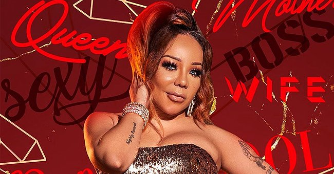 Tameka 'Tiny' Harris Happily Shares Photos from Her Surprise Birthday Party