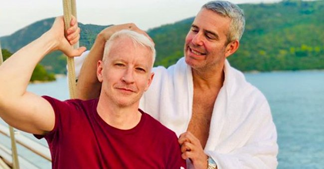 Here's What Happened When Anderson Cooper and Andy Cohen's Sons Wyatt and Ben Met for the 1st Time