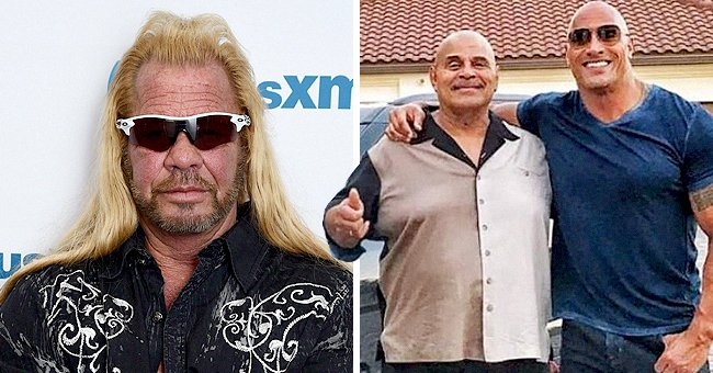 Duane 'Dog' Chapman Shares Condolences to Dwayne Johnson after Dad Rocky Johnson Passes Away