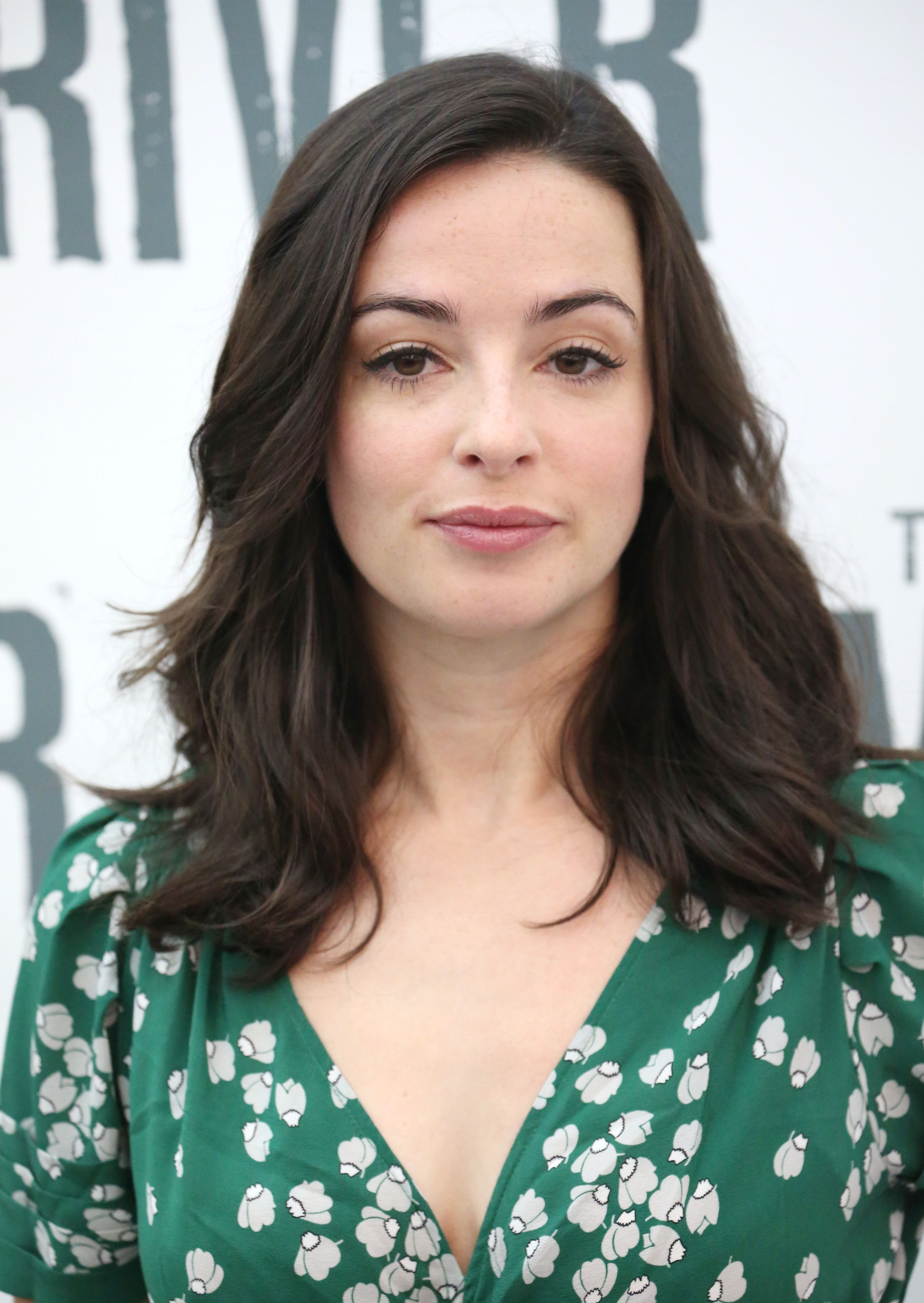 Laura Donnelly at the rehearsal studio for 'The River' in 2014 in New York | Source: Getty Images