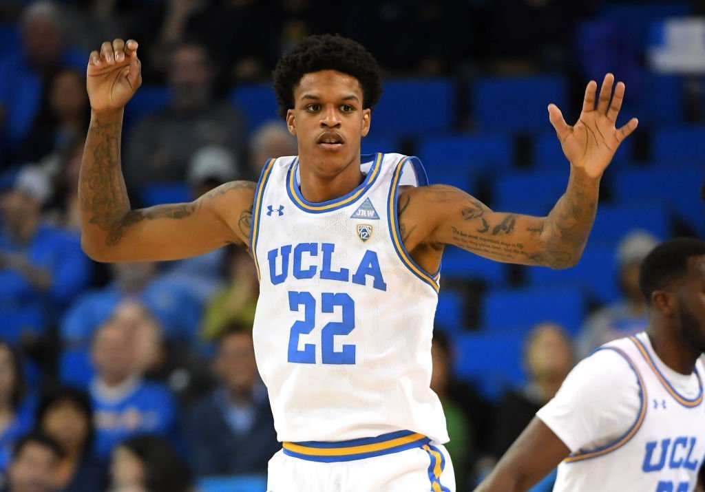 Shareef O'Neal #22 of the UCLA Bruins defends on the court in the first half of the game against the Long Beach State 49ers at Pauley Pavilion | Photo: Getty Images