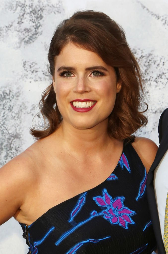 Princess Eugenie pictured at the Serpentine Summer Party 2018, London England. | Photo: Getty Images