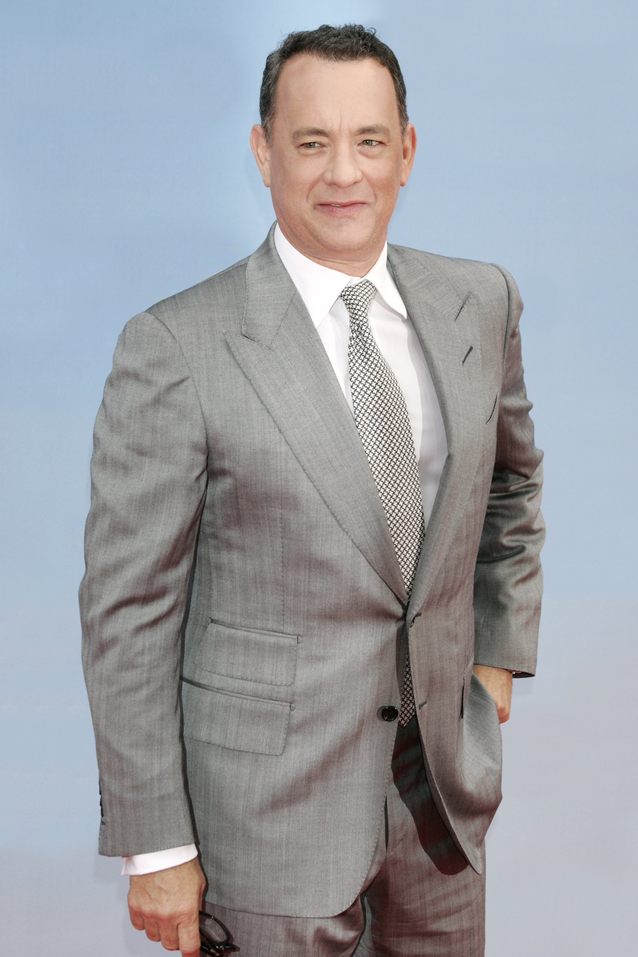 Tom Hanks at the Larry Crowne premiere Berlin, Germany June 09,2011. | Source: Getty Images
