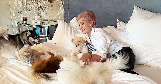Sharon Osbourne Reassures Fans about Her Well-Being after Concerns about Her Health