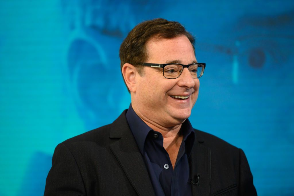 Bob Saget at Today - Season 68 on Tuesday, April 23, 2019   Photo: Getty Images