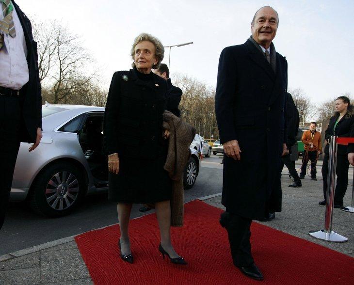 Jacques et Bernadette Chirac | Photo: Getty Images