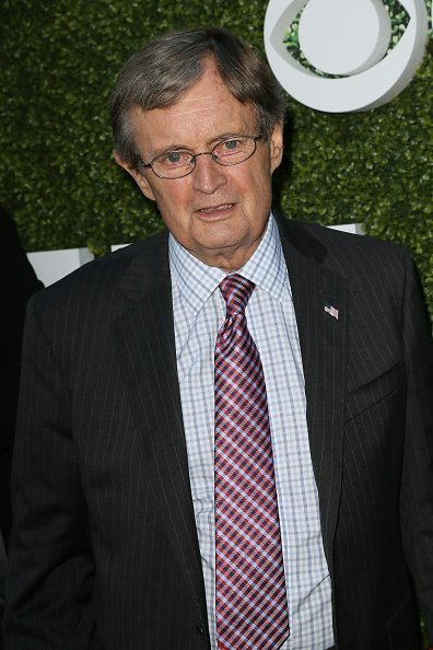 David McCallum at the Pacific Design Center on August 10, 2016 in West Hollywood, California. | Photo: Getty Images
