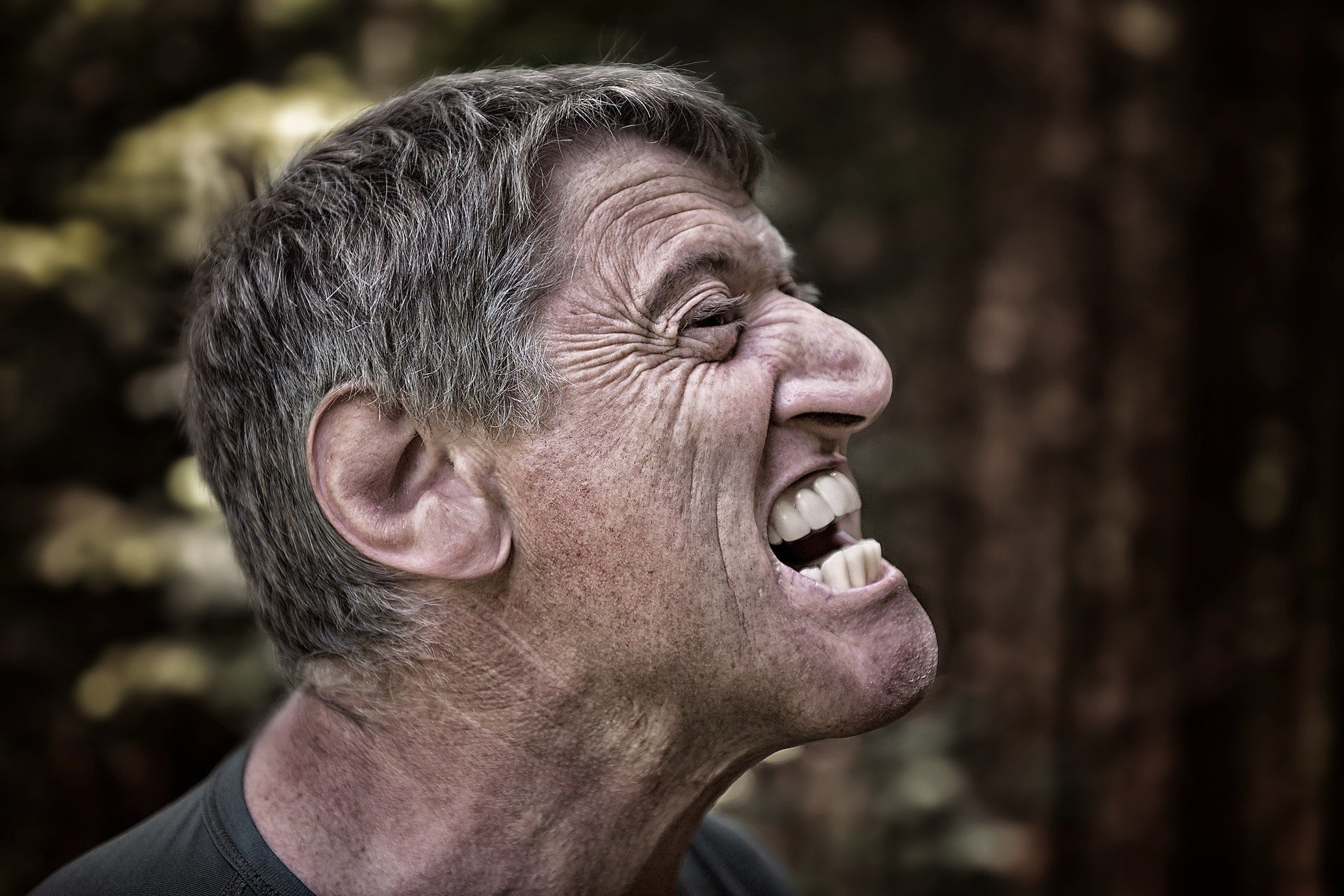 An angry man | Source: Pexels.com