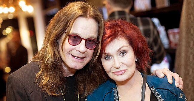 Sharon Osbourne and Ozzy Celebrate Their 37th Anniversary with a Fun Instagram Post