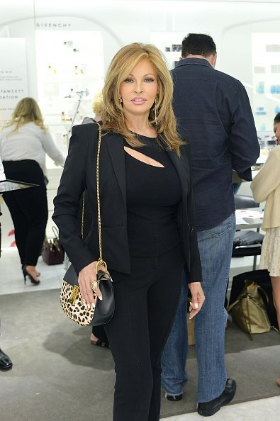 Raquel Welch at Barneys New York Beverly Hills on May 5, 2016   Photo: Getty Images