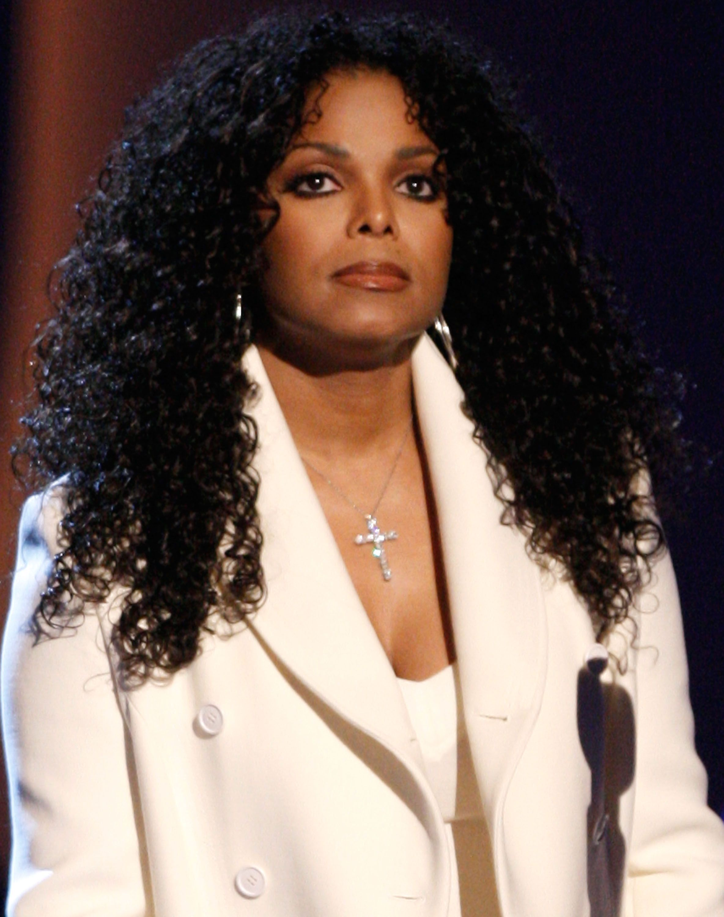 Janet Jackson at the 2009 BET Awards held at the Shrine Auditorium on June 28, 2009 in Los Angeles, California. | Source: Getty Images