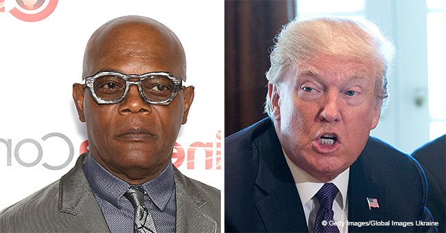 Samuel L. Jackson Goes after Donald Trump, Compares the President to 'Plantation' Owner